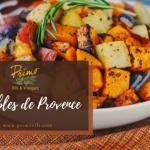 Vegetables de Provence - Primo Oils and Vinegars