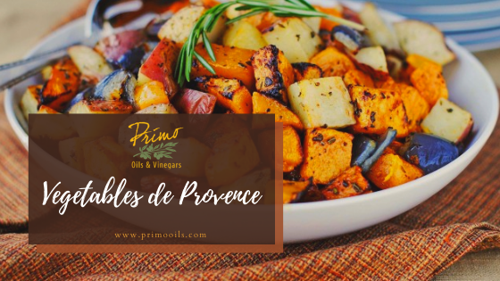 Vegetables de Provence - Primo Oils and Vinegars