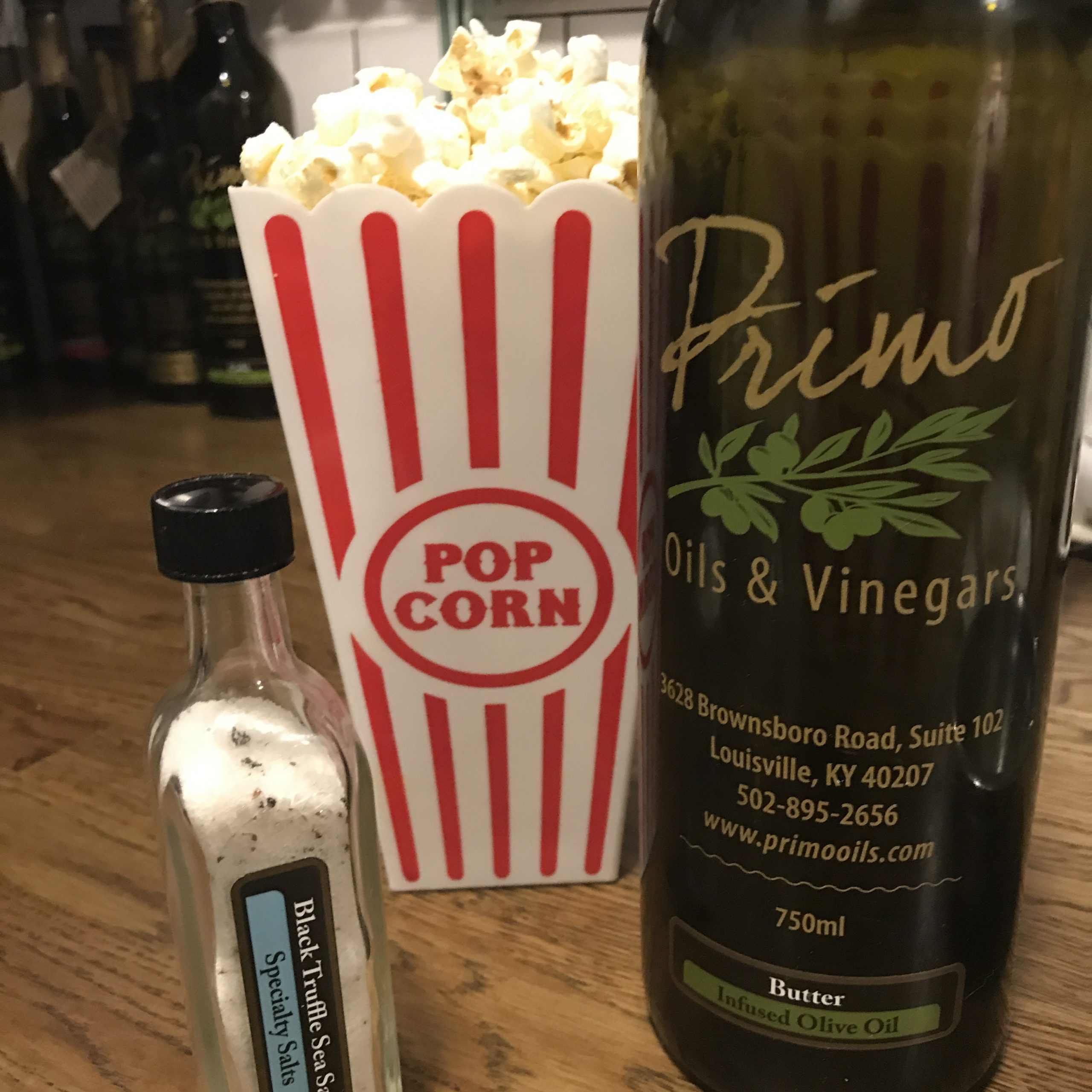 How to Make Gourmet Popcorn with Primo Oils