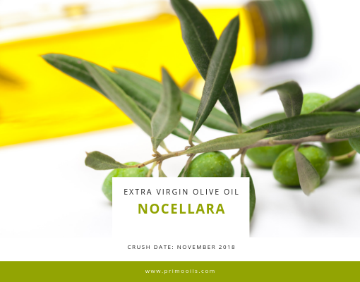 Nocellara EVOO