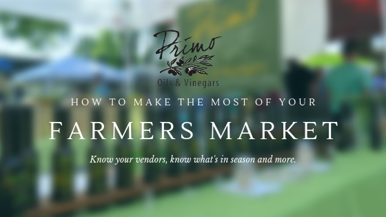 Have a Bountiful Farmers Market Experience
