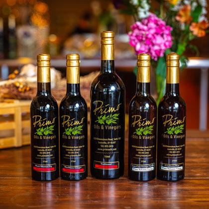 Primo Oils and Vinegars