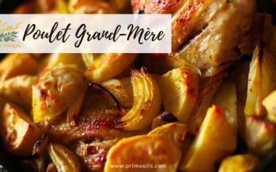 Recipe: Poulet Grand-Mère