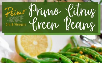 Primo Citrus Green Beans