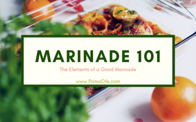 Marinade 101: The Elements of a Good Marinade