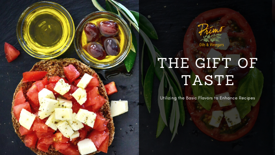 Primo- The Gift of Taste