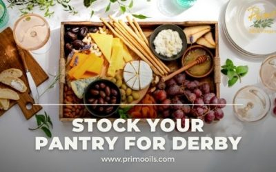 Stock Your Pantry for Derby