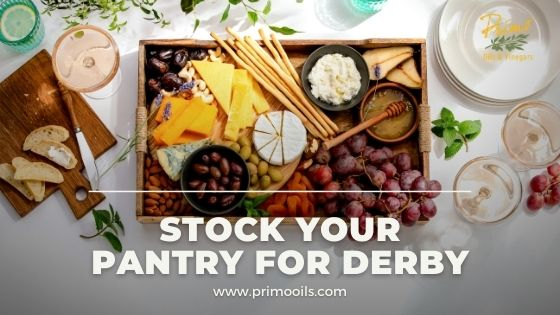 pantry items to stock up on