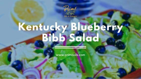 Kentucky Blueberry Bibb Salad