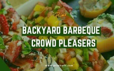 Backyard Barbeque Crowd Pleasers